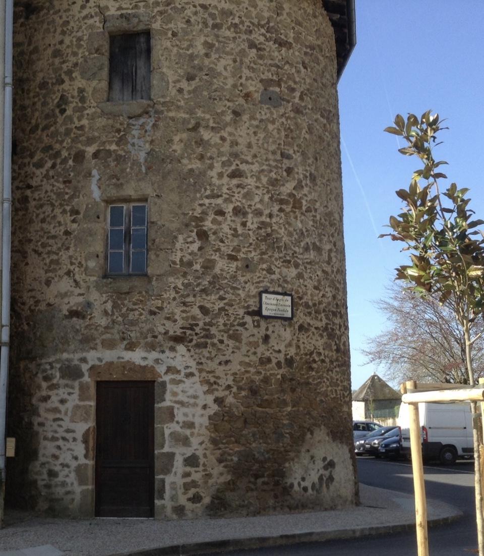 Rochechouart – France